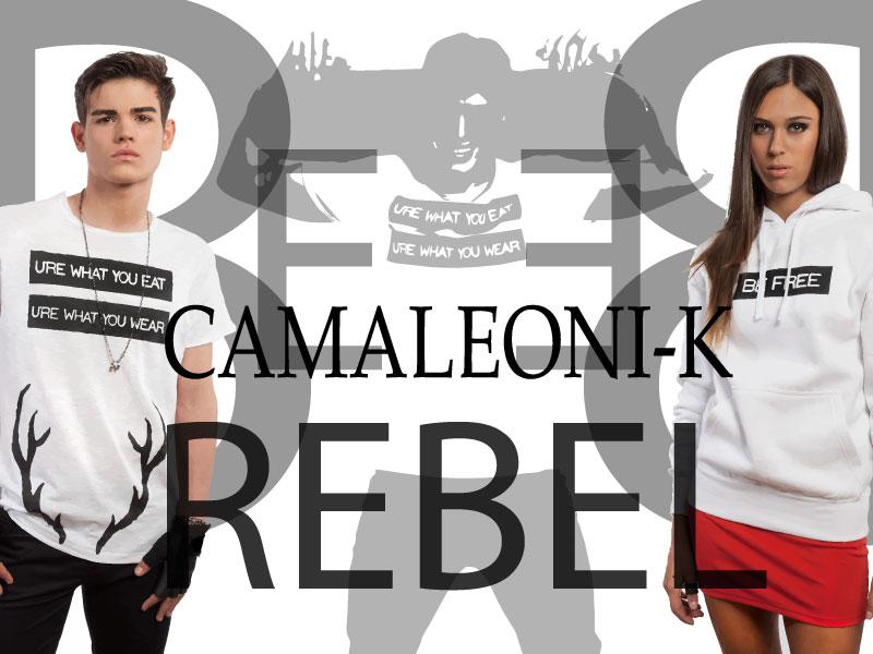 Camaleoni-K Be Rebel